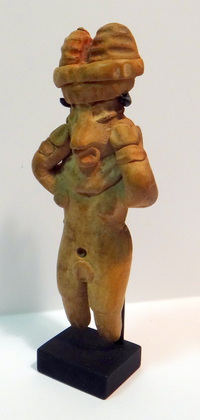 Michoacan Standing Female Figure