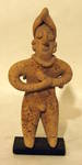 136-24-BC - Colima Modelled Standing Figure