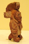 4071 - Mayan Molded Warrior Figure