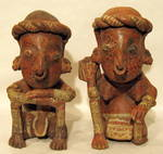 6689 - Nayarit Seated Pair