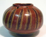 6813 - Chupicuaro Striped Bowl