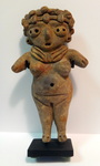 6832 - Michoacan Standing Female Figure